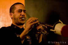 En el bis se ha añadido el trompeta Iván González