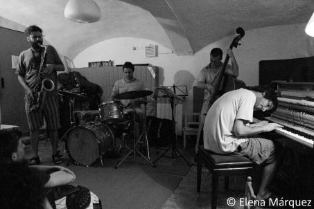 IMG_0158 David Mengual Slow Quartet