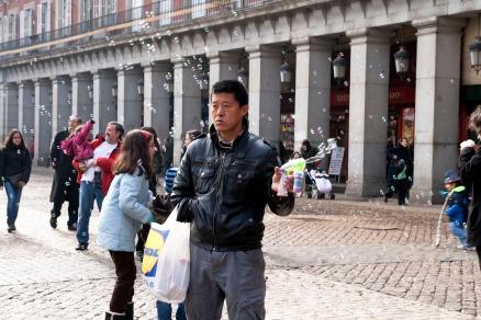 Madrid, diciembre 2012
