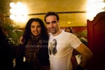 NaVil junto a Ronza Ismael