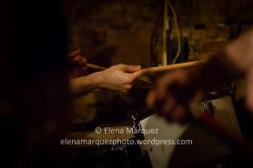 La mano de Ramon Prats