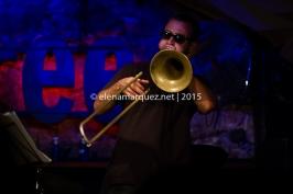 151011_Ingrid Laubrock Quintet-Jamboree_048