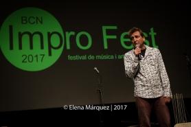 Presentació del Festival pel Miquel Jordà