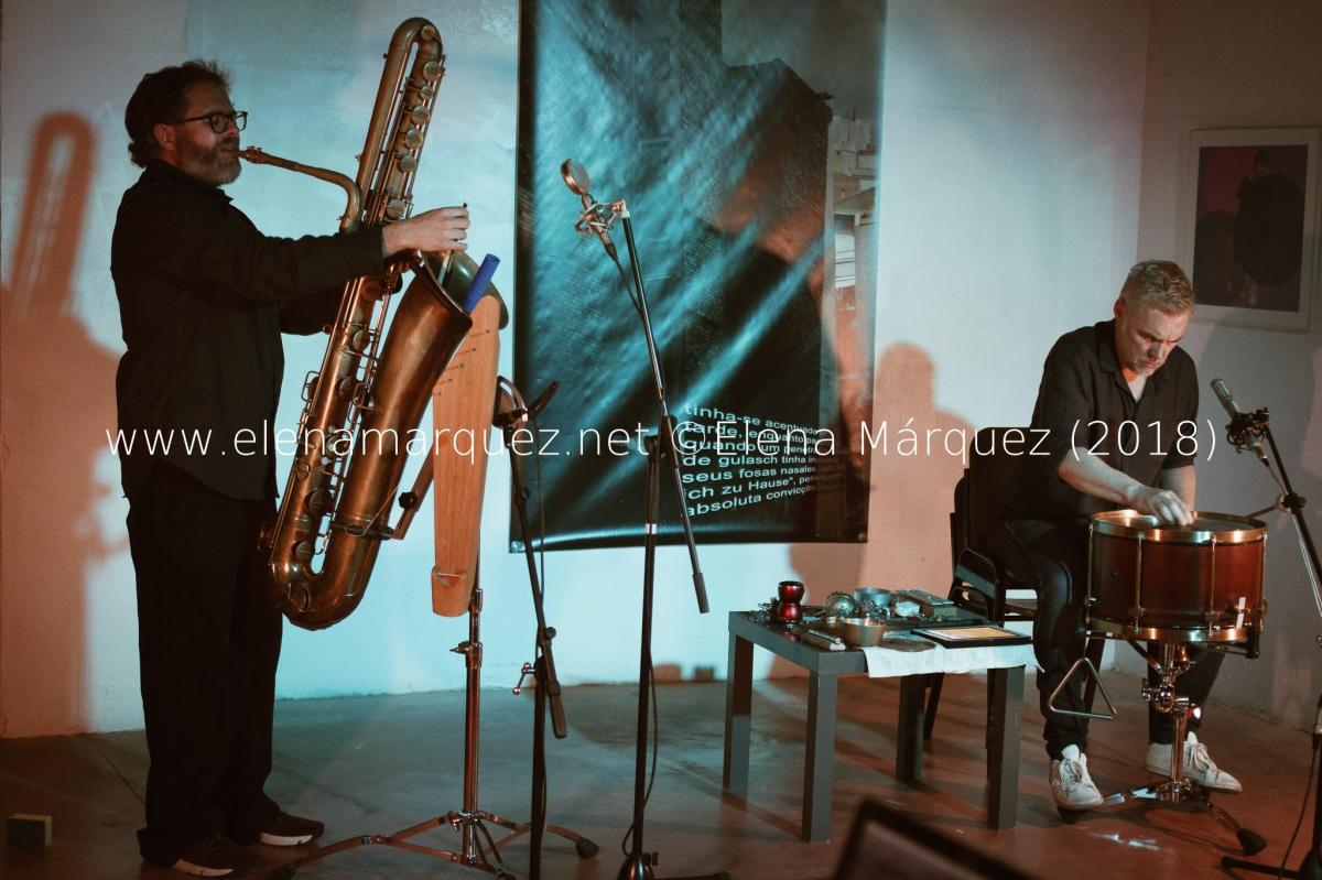 Ingar Zach & Ferran Besalduch (TePeKaLe, 2018-03-20)